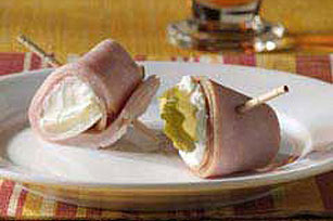 Savory Pickle Wrappers Image 1