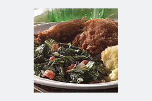 Seasoned Collard Greens Image 1
