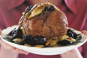 Seasoned Thyme Pork Roast Recipe Image 1