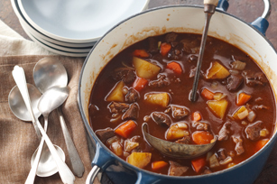 Seriously Simple Beef Stew