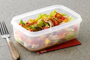 Sesame-Mango Chicken Salad-to-Go