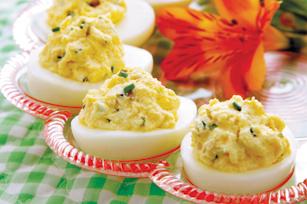 Paula Deen's She Deviled Eggs Image 1