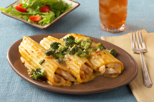 Shortcut Chicken Cannelloni