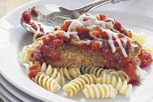 Shortcut Chicken Parmesan Image 1
