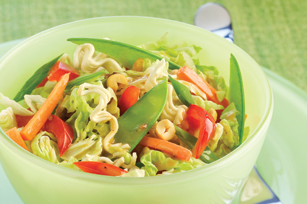 Shredded Asian Cabbage Salad