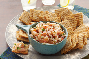 Shrimp Bruschetta Topping