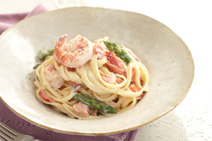 Shrimply Delicious Pasta Image 1