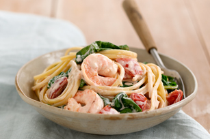Shrimp In Love Pasta Image 1