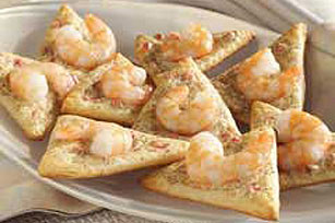 Shrimp Toast Parisian