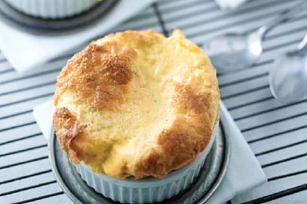 Simple Cheese Souffle Image 1