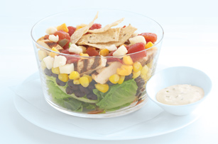 Better Choice Simple Layered Fiesta Salad Image 1