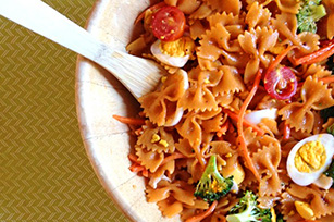 Simple Summer Pasta Salad Recipe Image 1