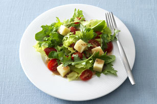 Simple Balsamic Salad for Two Image 1