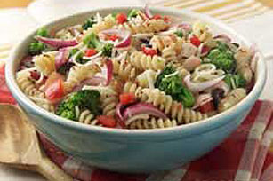 Simple Italian Pasta Salad Image 1