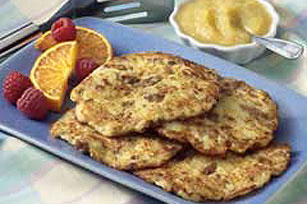 Simple Potato Pancakes