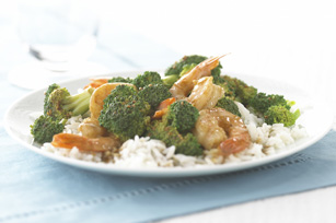 Simple Shrimp Stir-Fry