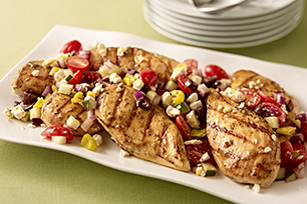 "Simply ""A-Mazing"" Greek Chicken Image 1"