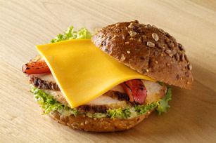 VELVEETA® Roast Chicken Sandwich Image 1