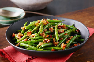 Sizzling Dry Fried Green Beans Image 1