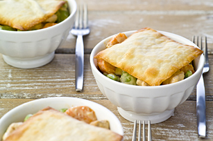 Skillet Chicken Pot Pies Image 1