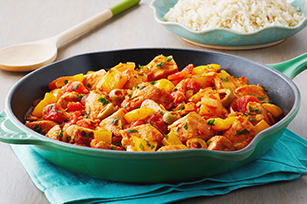 Skillet Spanish Chicken