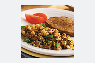 Skillet Pork Chops and Stuffing