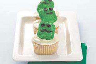 Babosos pastelitos monstruosos
