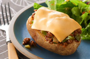 Sloppy Joe Potato Topper