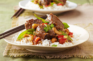 Slow-Cooker Asian-Style Beef