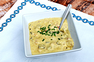Slow Cooker Creamy Chicken and Potato Stew Image 1