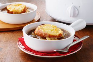 Slow-Cooker French Onion Soup Image 1