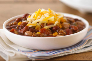 Slow Cooker Hearty Beef Chili Kraft What S Cooking