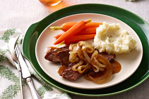 Slow-Cooker Home-Style Beef