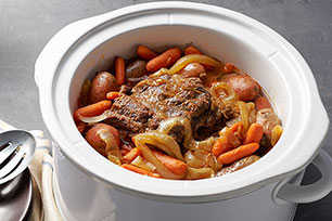 Slow-Cooker Pot Roast Image 1