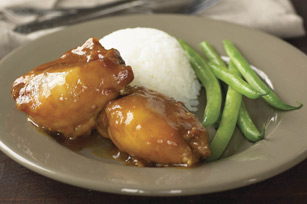 Slow-Cooker Orange Chicken Image 1