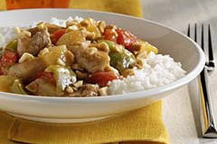 Slow-Cooker Pineapple Pork Image 1