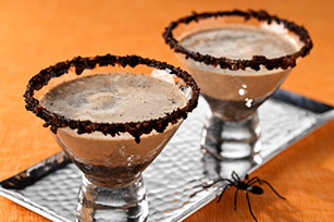 Sludgy Chocolate Martini