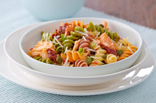 Pasta with Smoked Salmon Recipe