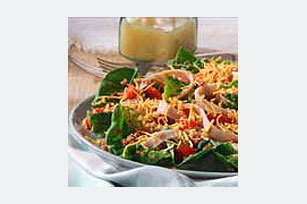 Turkey and Bacon Club Salad Image 1
