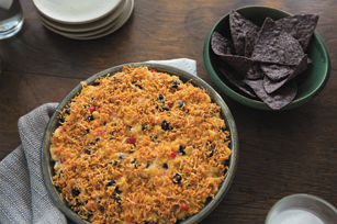 Smoky Black Bean Dip Image 1