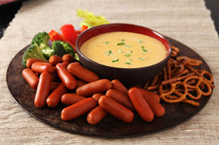 Cheesy Beer Dip Image 1