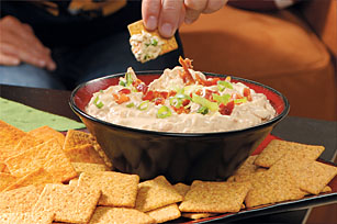 Smokin' Chipotle Bacon-Onion Dip
