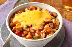 Smokin' Turkey Chili