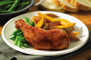 Smoky Honey-Roasted Chicken