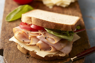 Smoky Mountain Turkey Sandwich Image 1
