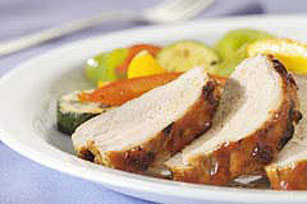 Smoky Citrus Pork Tenderloin