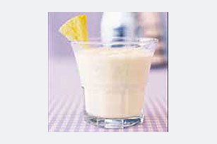 Pineapple Yogurt Smoothie Image 1