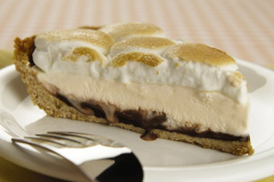 S'more Meltaway Pie Image 1