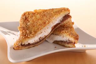 Smores Grilled Cheese Image 1