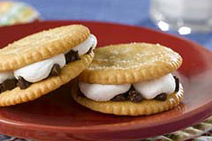 Snack S'mores for One Image 1